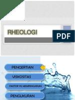 3.Rheologi
