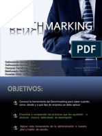 DIAPOSITIVA DE EL BENCHMARKING