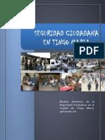Modelo de Simulacion de La Seguridad Ciudadana de La Ciudad de Tingo Maria