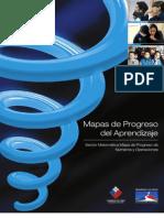 mapa de progreso educación matematica