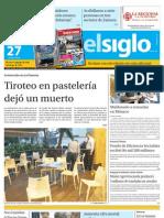 Edicion Maracay 27-05-2012 Scribd