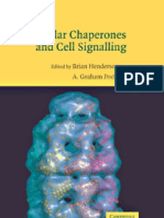 Molecular Chaperones and Cell Signalling_henderson 2005
