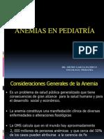 Anemias UCSM 2011