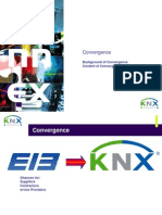 Konnex Association_2005!04!08 From EIB to KNX Presentation_english