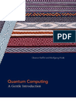 Quantum Computing a Gentle Introduction 0262015064