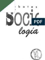 Debates en Sociología Nº 23-24