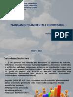 Ecoturismo - Planejamento