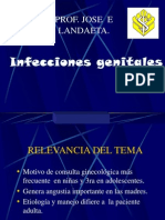 1-Infecciones Genitales Dr. Landaeta