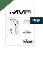 Mvi56 Mcm User Manual Spanish
