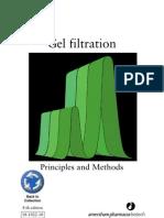 Gel Filtration - Principles and Methods