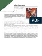 Universidad Medieval Europea