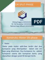 Motor Split Phase