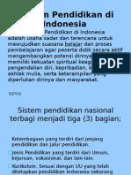 Per Banding An Pendidikan Di Indonesia & Inggris
