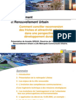 Concilier Re Conversion Et Environnement