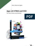 Lesebprobe Galileocomputing Apps Mit Html5 Und Css3