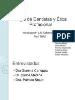 Colegio de Dentistas y Ética Profesional (1)