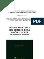 Sombras y luces en la jurisprudencia del TJUE en materia de DIPr de sociedades