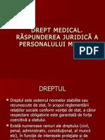EwTHCap 9 Drept Medical Si Rasp Und Ere Juridica