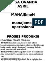 proses produksi dan mesin dan peralatan