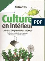 Culture en intérieur - La bible du jardinage indoor (Jorge Cervantes)