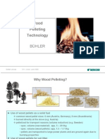 Wood Pelleting Process Buehler