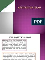 Arsitektur Islam
