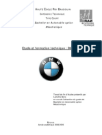 Automotive Engineer Final Study Work