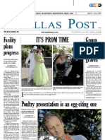 The Dallas Post 05-27-2012