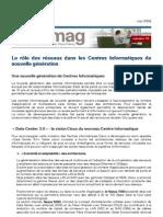 Ciscomag 18 Dossier Role Des Reseaux Dans Les Centres Informatiques