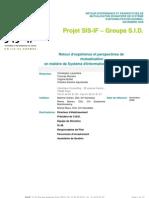 SIS-IF - Système d'Information Décisionnel - Mutualisation
