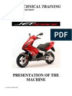 Peugeot JetForce Injection Manual
