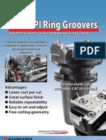 Otm API Ring Groovers