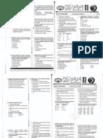 2012 Yediiklim_Eğitim Bilimleri Yaprak Testi. Ölçme