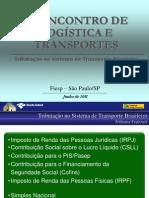 2011 Encontro de Logistica - Tributos
