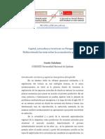 Rediscutiendo las tesis sobre la Acumulación Primitiva