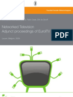 EuroITV2009 Adjunct Proceedings FINAL VERSION