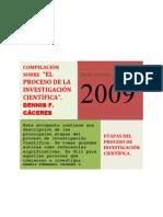 Etapas Proceso Investigacion Cientifica DENNIS