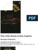 Giovanni Guareschi -The Little World of Don Camillo