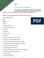 Devoluao de Mercadoria - Roteiro e Procedimentos