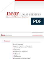 Bear Global Services 2009 Vfinal_ENGL