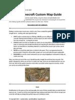 Jayden's Minecraft Custom Map Guide