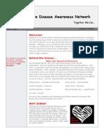RDAN May 2012 Newsletter