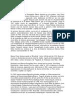 Biografia de Marcos Perez Jimenez