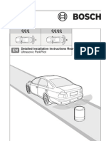 Bosch Park Pilot (TM) Installation Instructions