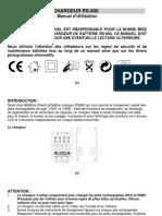 Manual RS900 Fr