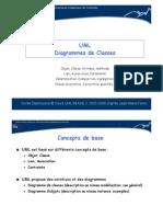 UML ClassesObjets