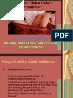 infeksi dlm kehamilan