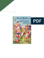 Blyton Enid Enid Blyton's Magazine Annual 1 1954