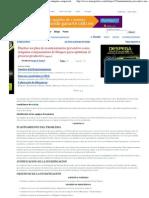 Diseñar un plan de mantenimiento preventivo a una máquina compactadora de bloques para optimizar el proceso productivo (página 2) - Monografias