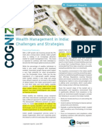 Wealth Management in India Challenges and Strategies Cognizant Report